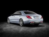 Новый Mercedes-Benz S-Class дизайн кормы