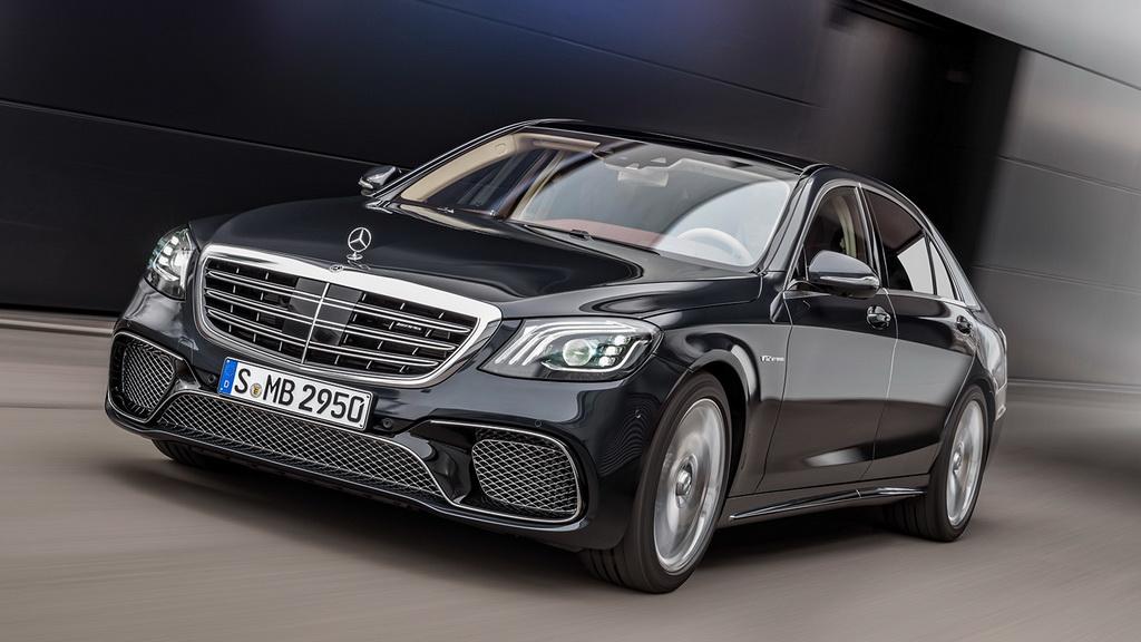 Mercedes benz s class 2018 2019 for 2017 amg s 65 mercedes benz