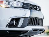 Дизайн носовой части кузова Mitsubishi ASX 2018-2019