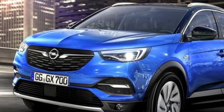 Opel Grandland X 2018-2019