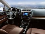 Один из вариантов отделки интерьера Subaru Outback