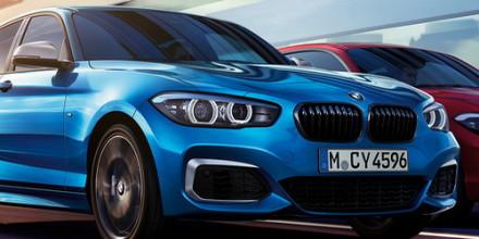 BMW 1-series 2018