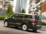 Фото Fiat 500 L Wagon задняя часть