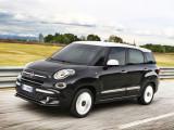 Внешний дизайн Fiat 500 L Wagon