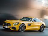 Купе Mercedes AMG GT S 2017-2018 фото