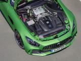 Силовая установка под капотом Mercedes-Benz AMG GT R