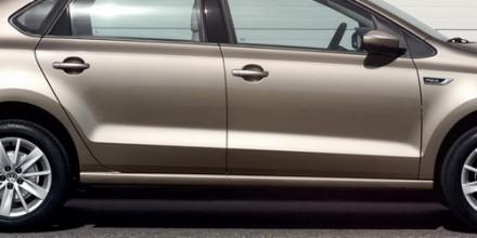 Шины и диски Фольксваген Поло седан