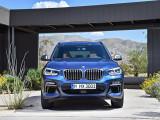 Фото BMW X3 M40i вид спереди