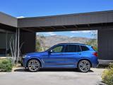 Фото BMW X3 M40i вид сбоку