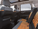 Задний ряд сидений Ситроен С3 Аиркросс
