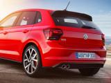 Volkswagen Polo GTI дизайн кормы