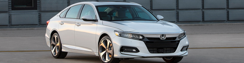 Honda Accord 2018-2019