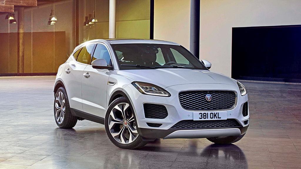 new jaguar e