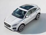 Дизайн кузова Jaguar E-Pace