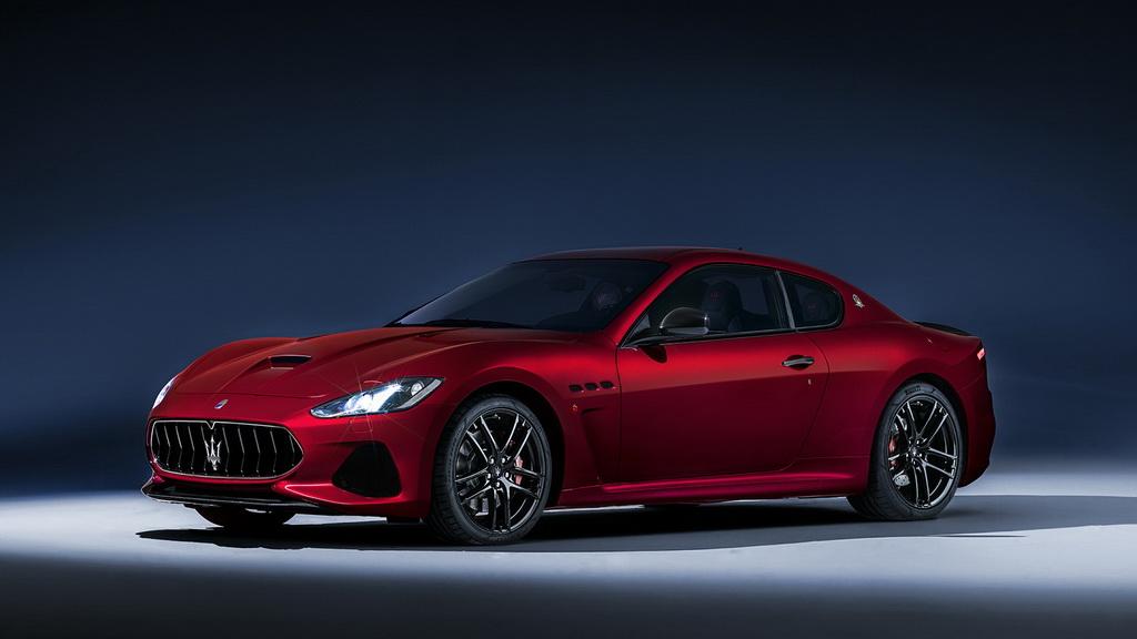 Купе Maserati GranTurismo 2018-2019 - фото модели, цена, характеристики Мазерати Гранд Туризмо рестайлинг