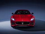 Купе Maserati GranTurismo 2018-2019 вид спереди