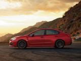 Профиль нового Subaru WRX