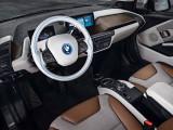 Салон BMW i3 фото