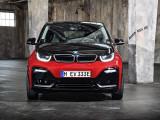 BMW i3s вид спереди