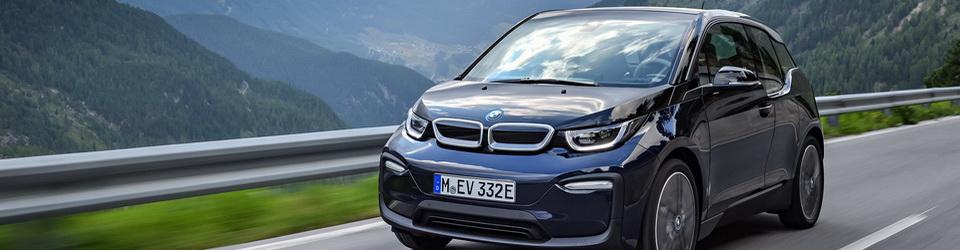 BMW i3 2018-2019
