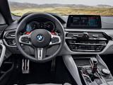 Интерьер BMW M5