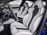 Форма и отделка сидений BMW M5