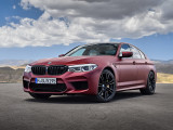 BMW M5 исполнение First Edition фото