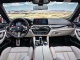 BMW M5 First Edition отделка интерьера