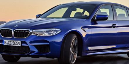 BMW M5 2018-2019