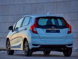 Внешний облик Honda Jazz задняя часть кузова