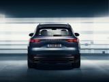 Porsche Cayenne 2018-2019 вид сзади