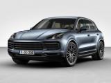 Porsche Cayenne S дизайн кузова