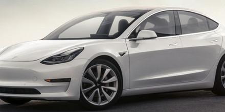 Tesla Model 3 2018-2019