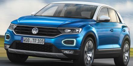 Volkswagen T-Roc 2018-2019