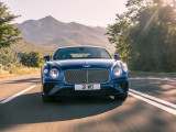 Bentley Continental GT фото вид спереди