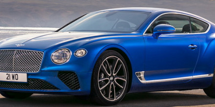 Bentley Continental GT 2018-2019