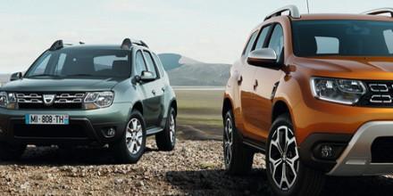 Dacia-Renault Duster 2018-2019