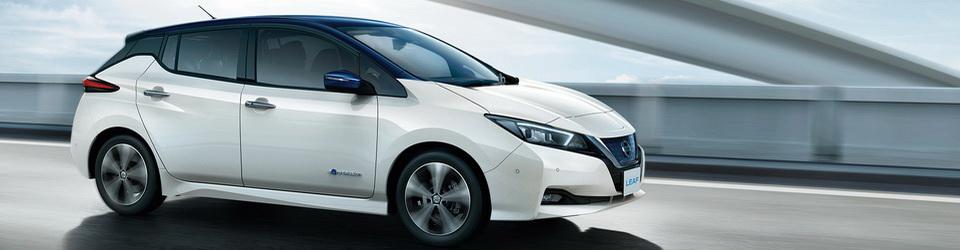Nissan Leaf 2018-2019