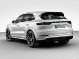 Дизайн кормы Porsche Cayenne Turbo 2018-2019
