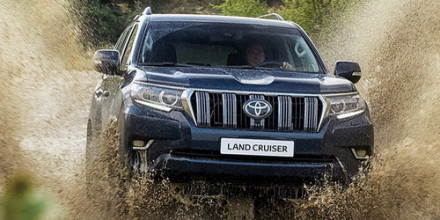 Toyota Land Cruiser Prado 2018-2019