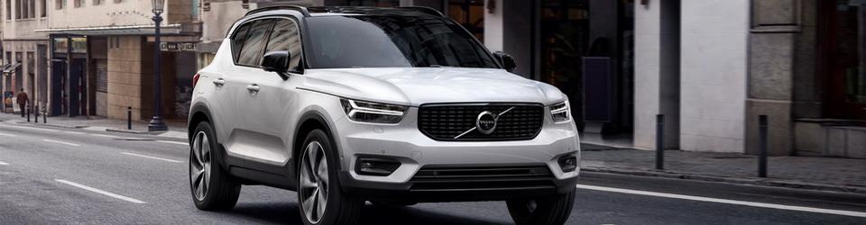 Volvo XC40 2018-2019