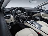 Интерьер Audi A7 Sportback 2018-2019