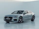 Дизайн кузова нового Audi A7 Sportback фото