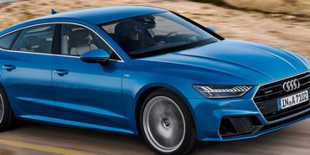 Audi A7 Sportback 2018-2019