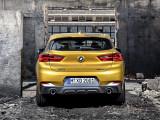 BMW X2 M Sport X - вид сзади