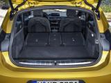 Багажник со сложенным задним рядом
