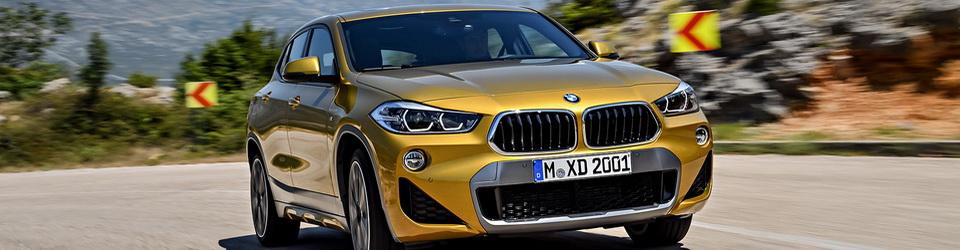 BMW X2 2018-2019