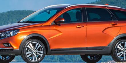 Комплектации и цены универсала Lada Vesta SW Cross