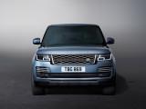 Фото Range Rover вид спереди