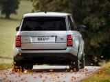 Корма Range Rover PHEV